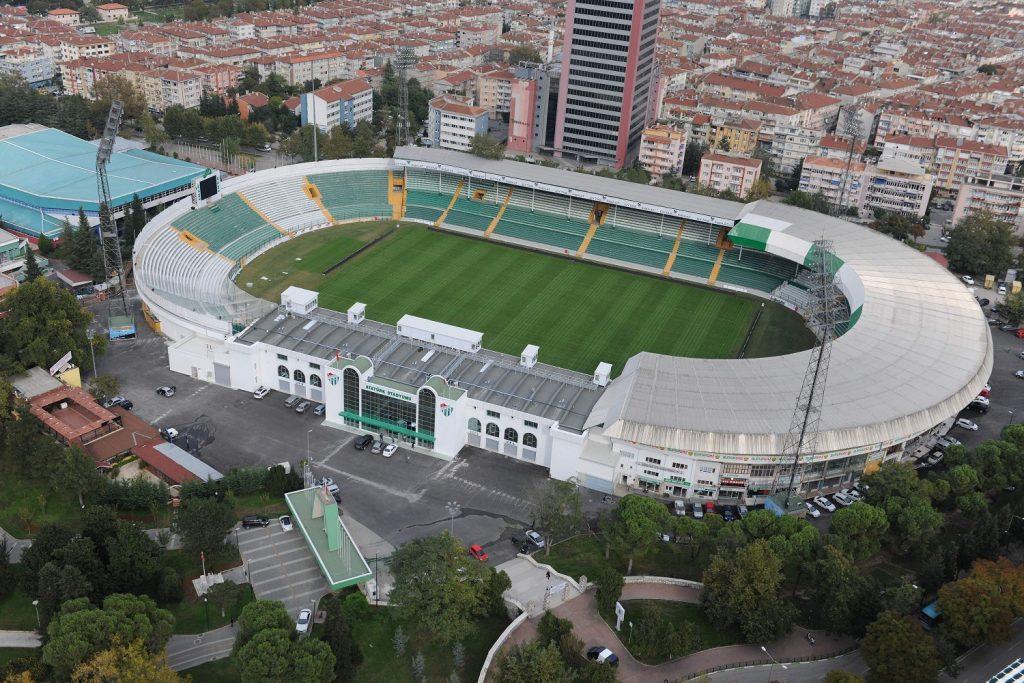 Atatürk stadı
