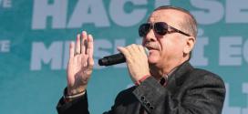 AKP'nin ihale kapan taşeron firması işçileri zorla Erdoğan mitingine taşıyor
