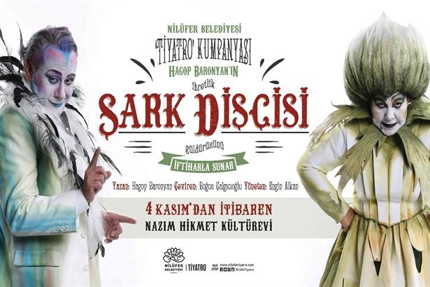Nilüfer Tiyatro'dan yeni oyun: Şark Dişçisi
