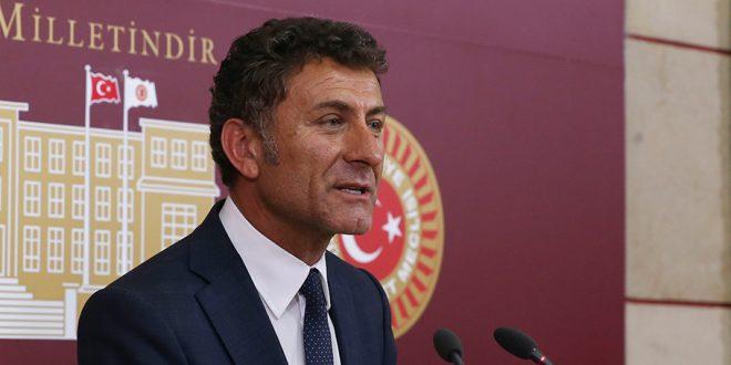 "CHP'li Sarıbal'dan ""Tacize dur de"" çağrısı"