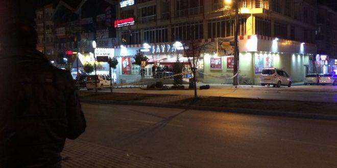 Bursa'daki şüpheli çanta patlatıldı – Video Haber