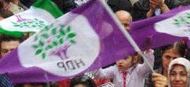Bursa'da yine HDP'ye yönelik polis operasyonu