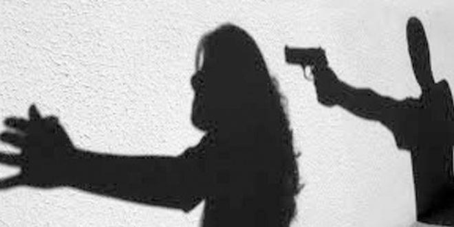 Görüşmek istemeyen kadına hastanede silahlı saldırı