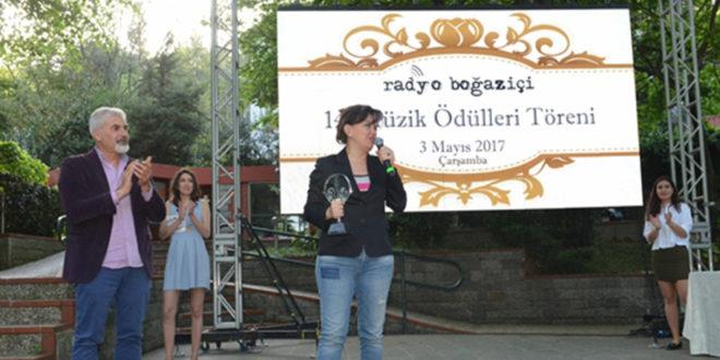 """Nilüfer Müzik Festivali'ne """"En İyi Festival"""" ödülü"""