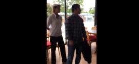 Bursa'da gericilerden 'oruç tutmadın' saldırısı
