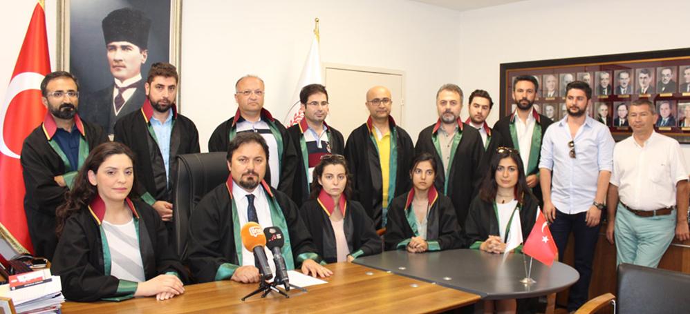 İşçiyi yalnızlaştırma projesi İş Mahkemeleri Kanun Tasarısı'na Baro'dan tepki