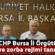 """CHP Bursa İl Örgütü """"Baskıcı ve zorba rejimi tanımıyoruz!"""""""