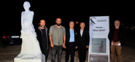 6. Kuzgun Acar Heykel Sempozyumu ile kent estetiğine yeni heykeller kazandırıldı