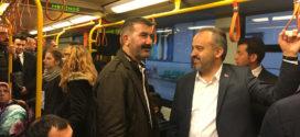 Başkan Aktaş niyetini belli etti!!! Metroya indirimli otobüse zamlı