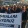 Bursa'da avukatlar şiddeti protesto etti: Duruşmalara girmiyoruz