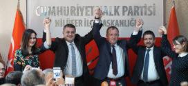 CHP Nilüfer'de Yılmaz ve Tansal güç birleştirdi