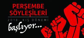 Çağdaş Gazeteciler'in geleneksel 'Perşembe Söyleşileri' başlıyor