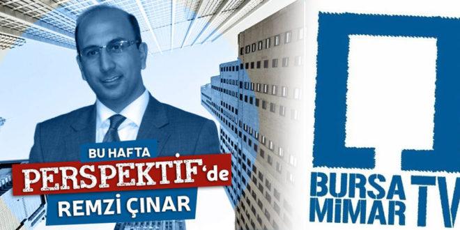Türkiye'nin enerji politikaları – Bursa Mimar TV