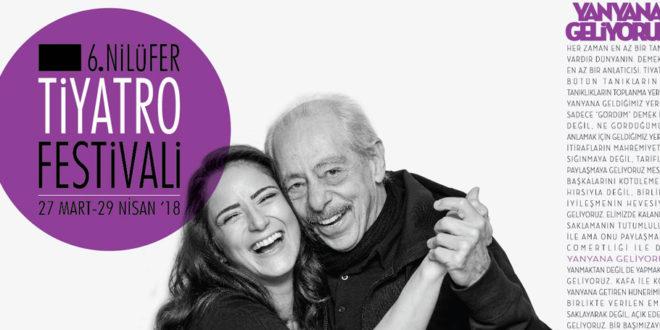 Nilüfer Tiyatro Festivali başlıyor