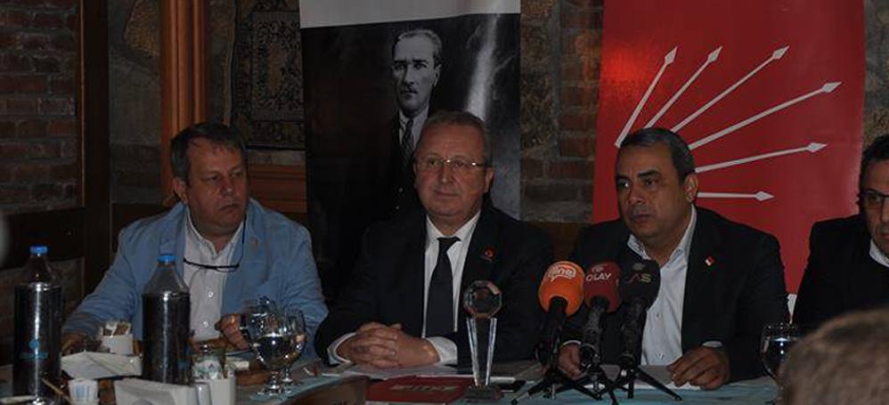 """CHP'li Karaca """"Mustafa Dündar kendini Venedik'te sanıyor"""""""