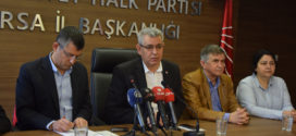 """Özgür Özel """"OHAL'e karşı mücadeleye devam ediyoruz"""""""